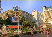 Harrah's Las Vegas Hotel Casino, The Strip, Las Vegas, Nevada Reservation