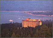 Harrah's Lake Tahoe Resort Casino, South Lake Tahoe, Stateline, Nevada Reservation