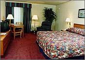 Holiday Inn Select Executive Center Columbia Mall, Columbia, Missouri Reservation