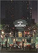 Le Meridien (now JW Marriott New Orleans), French Quarter, New Orleans, Louisiana  Reservation