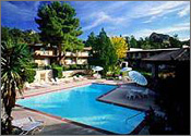 Quality Inn King's Ransom (now King's Ransom Sedona Hotel), Sedona, Arizona Reservation