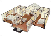 Residence Inn by Marriott Hughes Center, East of Strip, Las Vegas, Nevada Reservation