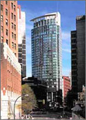 Terminal City Club Tower Hotel, Downtown Vancouver, British Columbia Reservation
