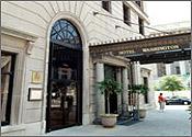 Washington Hotel, Washington, DC Reservation