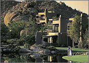 Wyndham Boulders Luxury Resort Golden Door Spa, Carefree, Arizona Reservation