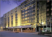 Wyndham City Center (now M Street Hotel), Washington, DC, Foggy Bottom Reservation