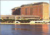 Wyndham Harbour Island (now Westin), Tampa, Florida Reservation